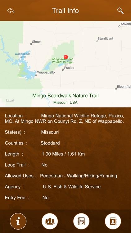 Missouri Trails screenshot-3