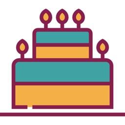 Birthday Emoji and Stickers - Brighten Your Bday