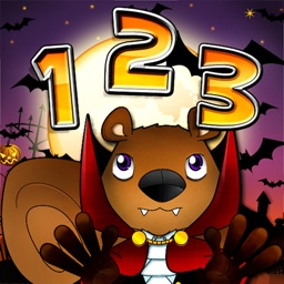 Sammy Squirrel™  and the Haunted Numbers