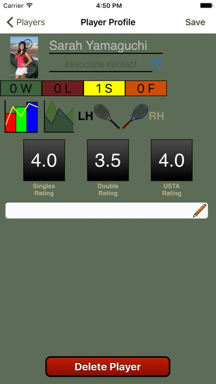 Tennis Score Tracker screenshot-1