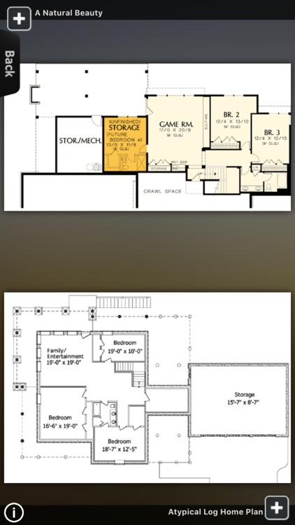 House Plans - Mountain screenshot-4