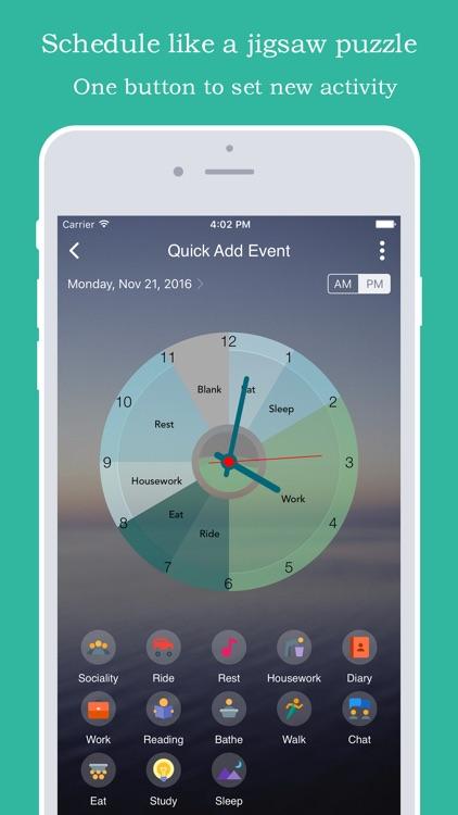 Willed Calendar - Task,Plan,Time manager