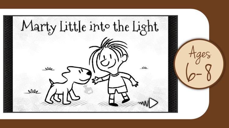 Marty LIttle 2. Story Book: Kids Bedtime Stories screenshot-4