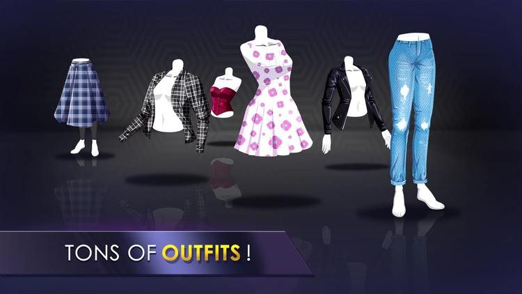 Fashion Fever - Top Model Dress Up & Styling Game