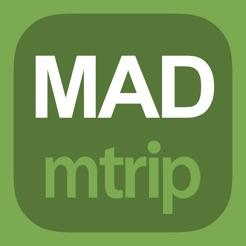 Madrid Reiseführer (mit Offline Stadtplan) - mTrip