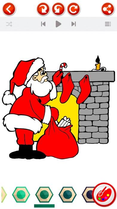 点击获取Christmas Coloring Book  - Xmas Pictures to Color