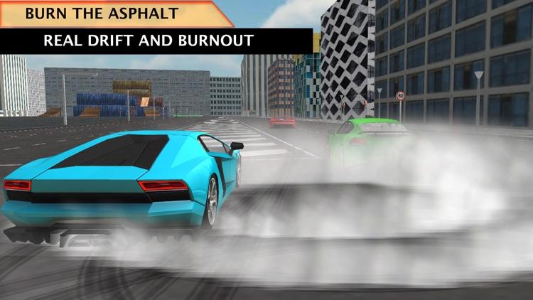 Luxury Turbo Speed Car Driving Simulator