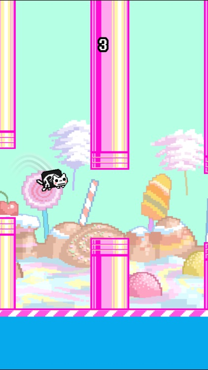 Flappy Nyan screenshot-4