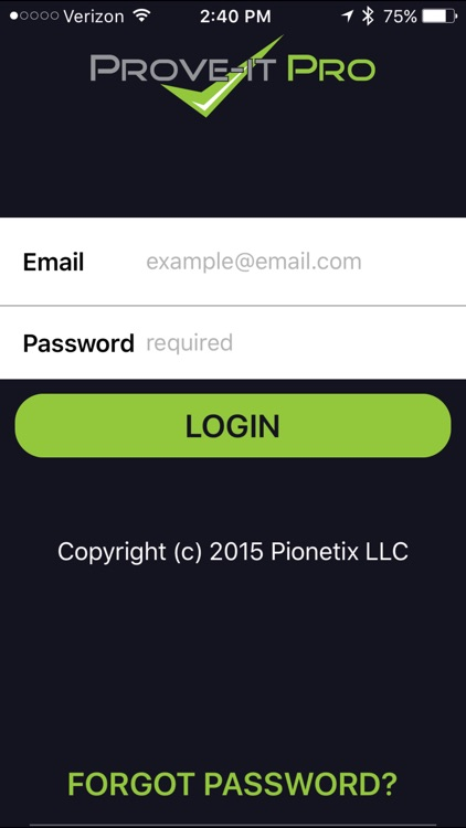 Prove-it Pro screenshot-4