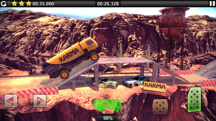 Offroad Legends screenshot-4