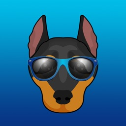 DobieMoji: Emojis for Doberman Pinscher Lovers!