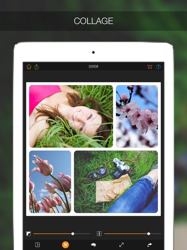 PicPoc - Editor de Fotos y Collages en App Store