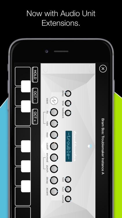Audiobus 3 screenshot-4