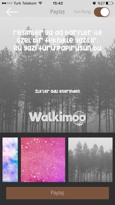 Walkimoo screenshot one