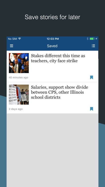Chicago Tribune: Your source for Chicago news app image