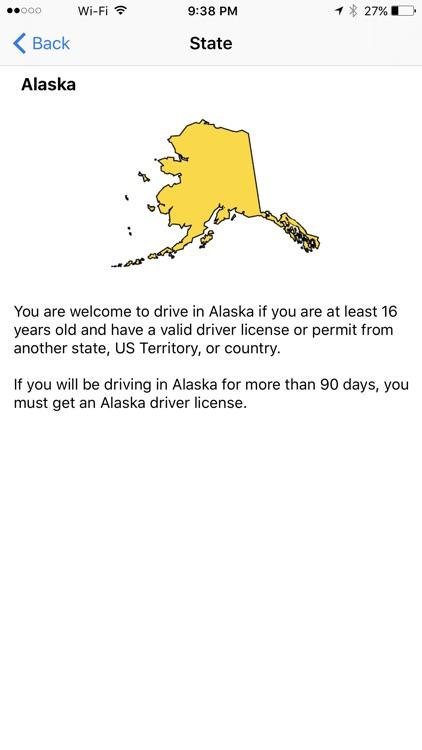 Where Can I Drive?