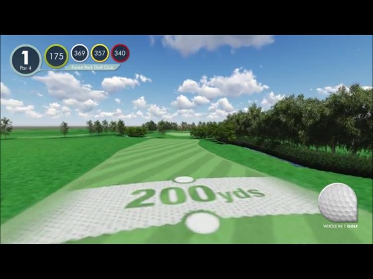 Forest Park Golf Club - Buggy screenshot-3