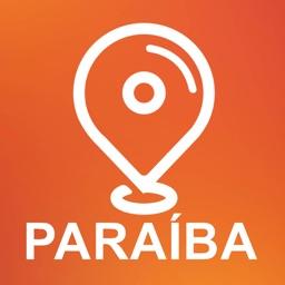 Paraiba, Brazil - Offline Car GPS