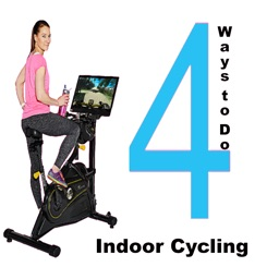 4 Ways to Do Indoor Cycling