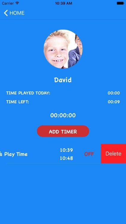Screen Time Parental Control & Parents Child Lock screenshot-3