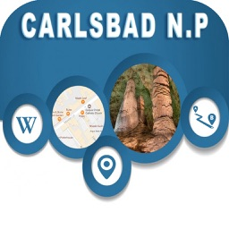 Carlsbad Caverns National Park Offline Map Tourism