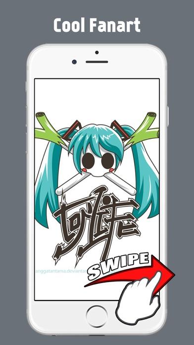 Japan Anime HD Wallpapers for Hatsune Miku screenshot two