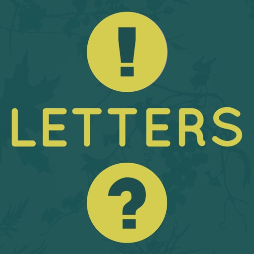 Jumble Out Letters Challenge - guess the word icon