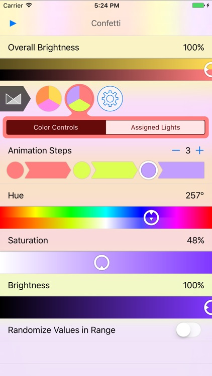 Lightbow for Philips hue / LIFX / Belkin WeMo screenshot-1