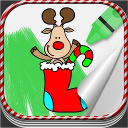 Christmas Coloring Games for Kids
