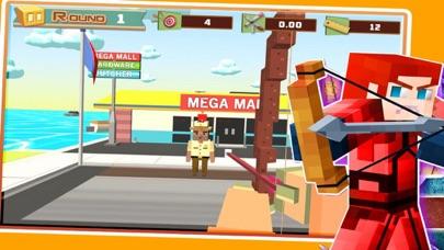 Pixel City Archery Shoot screenshot two