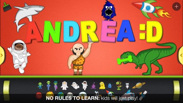 ABC - Magnetic Alphabet for Kids screenshot-4