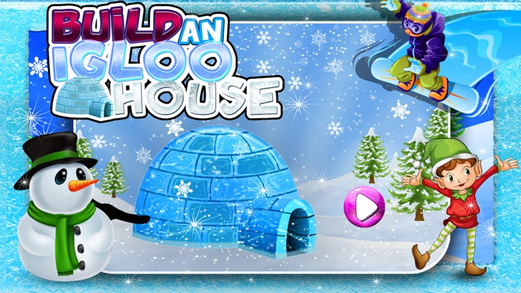 Build an Igloo House – Winter is Coming