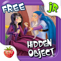 Hidden Object Game Jr FREE - Snow White and the Seven Dwarfs
