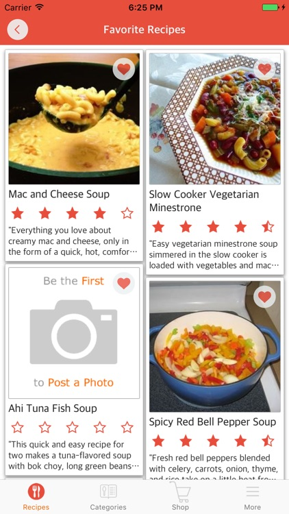Soup Recipes: Easy and Delicious Soup screenshot-3