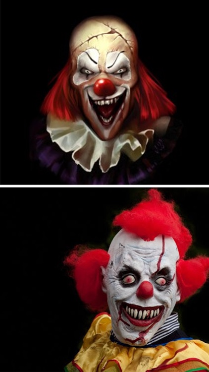 Clown Face WallpaperS HD, Funny Evil Pictures Free screenshot-4