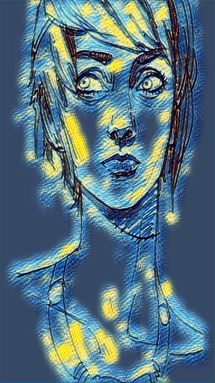 Finger Draw Paint BA.net for iPhone screenshot-0
