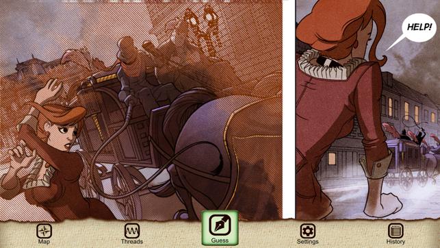 Sherlock Holmes: Art Of Detection (Ink Spotters) Screenshot