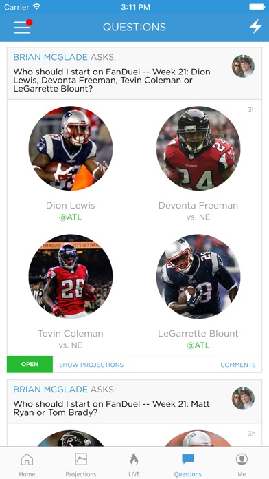 numberFire Fantasy Sports