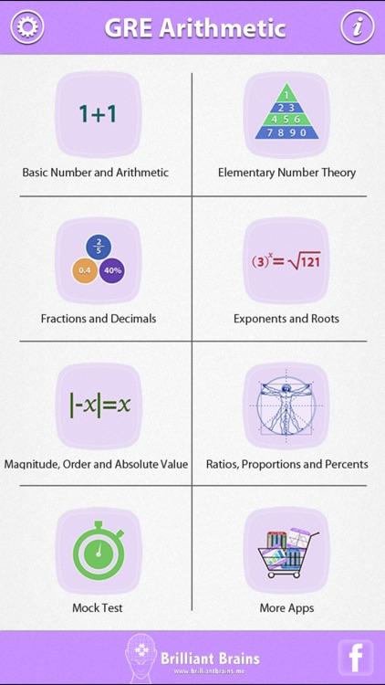 GRE Math : Arithmetic Review Lite