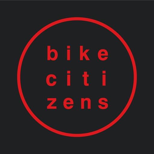 Bike Citizens - cycling navi GPS app logo