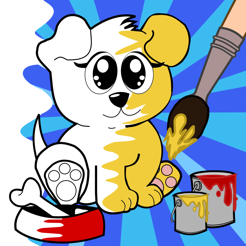 Kid Artist Coloriage Et Dessin Animé Pour Enfant Dans L