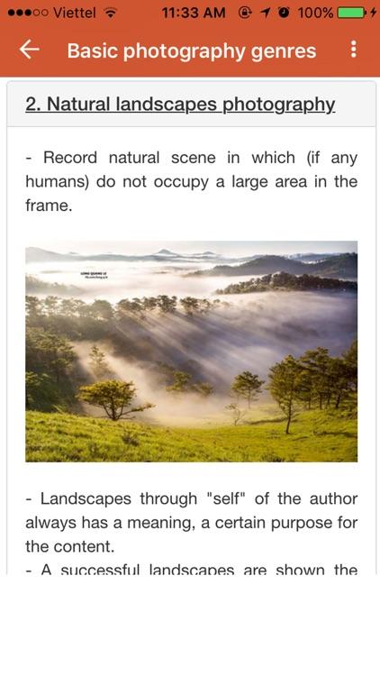Photography Guide screenshot-3
