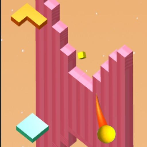 JigSaw Ball : Run in The Puzzles World iOS App