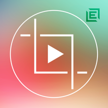 Crop Video Square FREE - Rectangle size Movie Clip