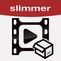 Video Slimmer: Shrink, trim, merge, rotate movies