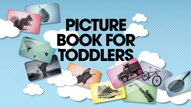 Picture Book For Toddlers.