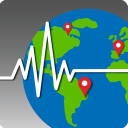 Quake Spotter - Map, List, Widget and Alerts