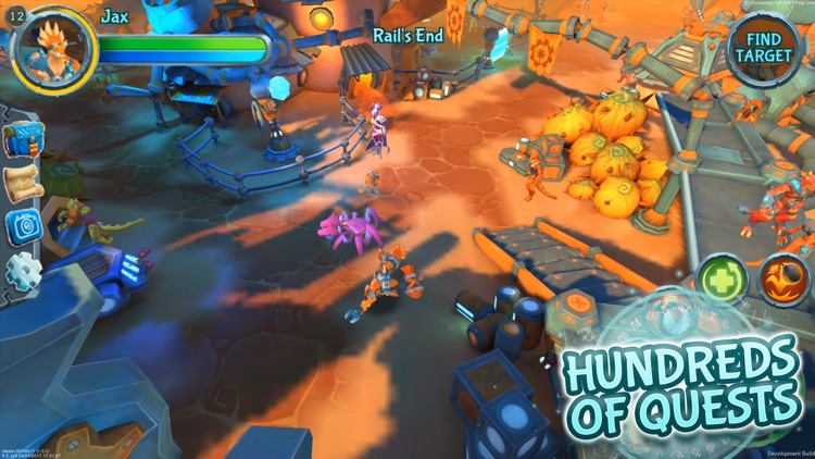 Lightseekers screenshot-2