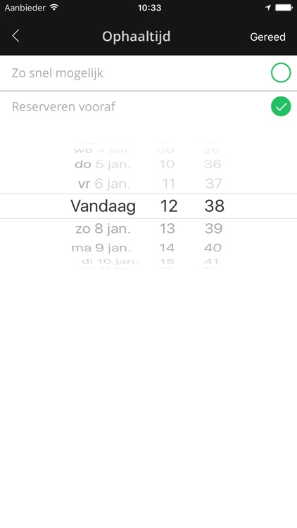 Holland Taxi App