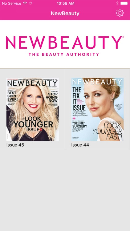 NewBeauty Magazine screenshot-3